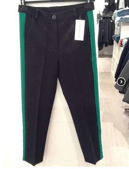 trousers-with-green-white-border