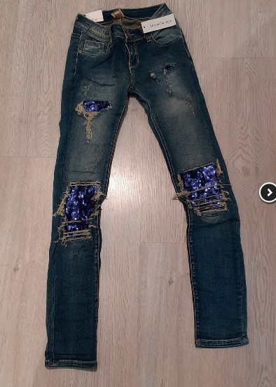 jeans-with-sequins