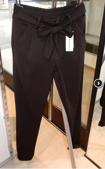 trousers-with-bow