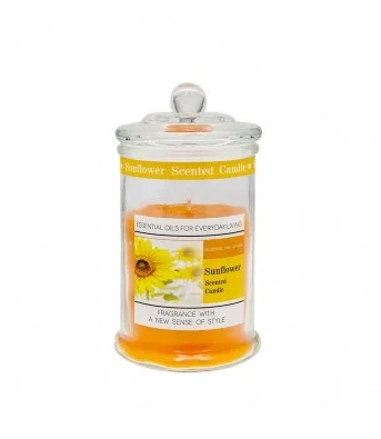 jar-with-candle-15-cm-sunflower